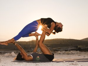 8 Days AcroYoga Safari Retreat in Namibia