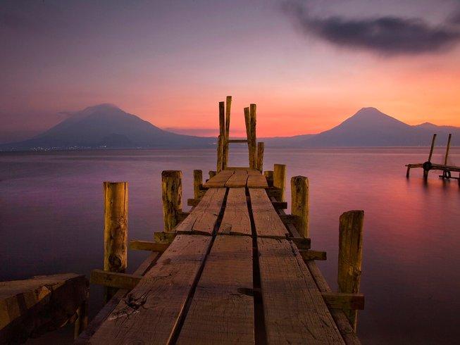 14 Days Sacred Mythic Journey Yoga Retreat in Guatemala