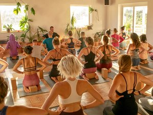 8 Days Return to Radiance: Spiritual Pampering Yoga Holiday in Portugal