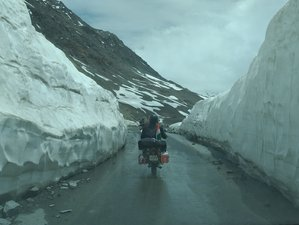 10 Day Spiti Motorcycle Tour Package in India