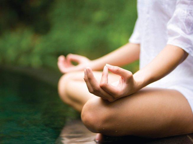 6-Daagse 50-urige Yin Yoga Docentenopleiding in Marrakesh, Marokko