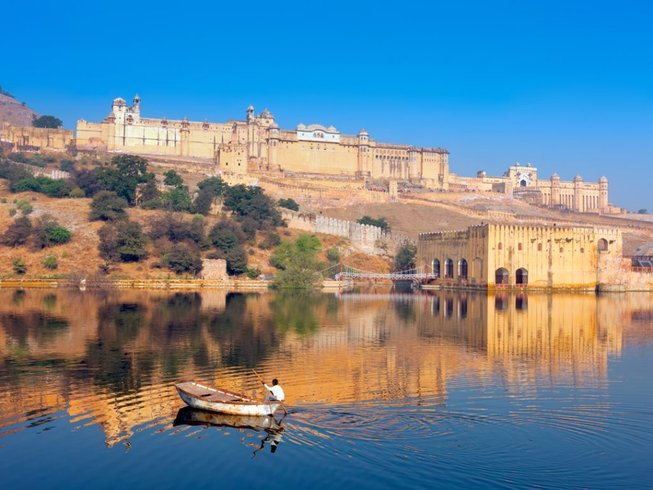 15 Days Culinary Holiday in Rajasthan, India