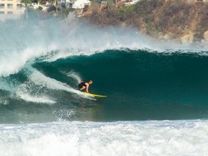 2 Days Surf Lessons in Puerto Escondido, Mexico