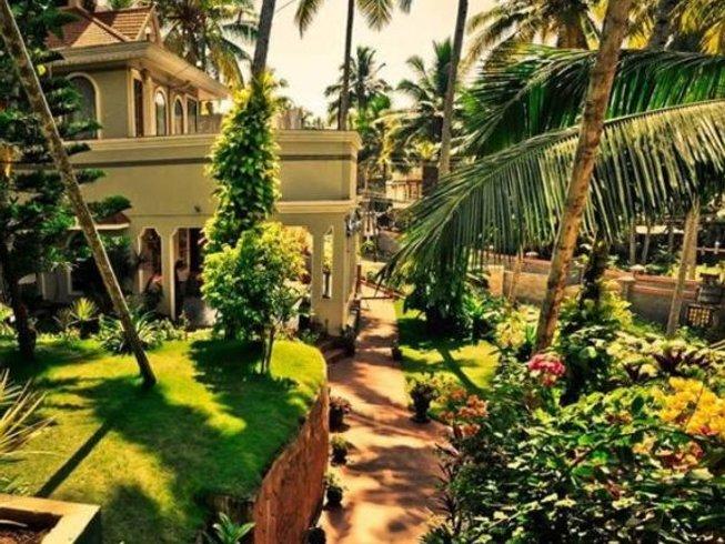 15 Days Beach Meditation and Yoga Retreat in India