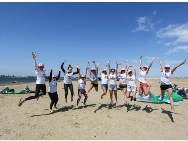8 Days Kiteboarding and Yoga Camp in Paracas, Peru