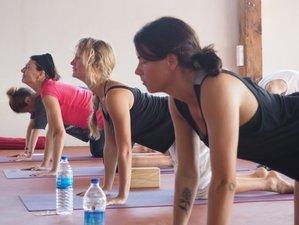 7 Days Yoga and Meditation Retreat in Mandrem Beach, Goa