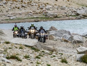 9 Day Lahaul and Spiti Guided Himalayan Motorcycle Tour