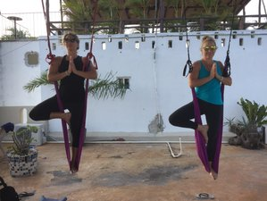 6 Days Adventurous and Exotic Scuba Diving and Aerial Yoga Holiday in Bogaz, Northern Cyprus