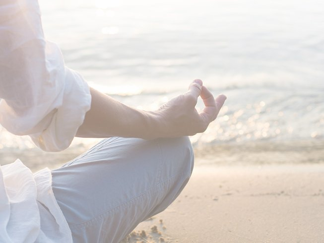 8 días retiro de yoga y meditación en México