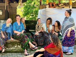 7 Day Ritual and Renewal Goddess Yoga Retreat in Ubud, Bali