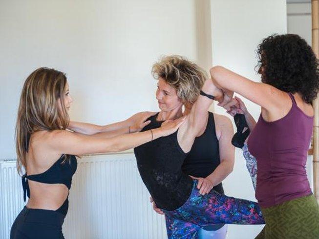 29 días profesorado de yoga de 500 horas en Atenas, Grecia