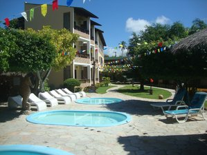 Hotel Accommodation by the Beach in Maragogi, Alagoas