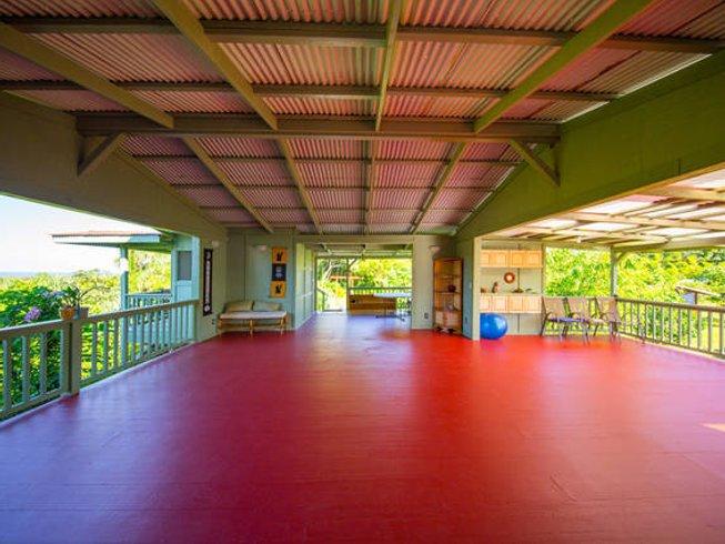 8 días retiro de yoga, meditación y salud en Hawái