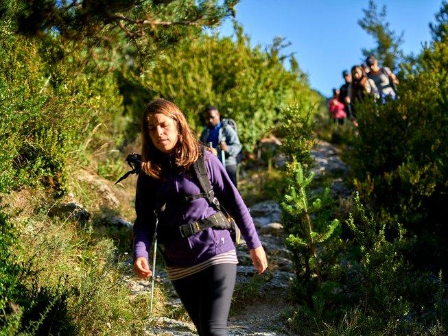 7-Daagse Dans, Hike, Meditatie & Yoga Retraite in Vio, Spanje