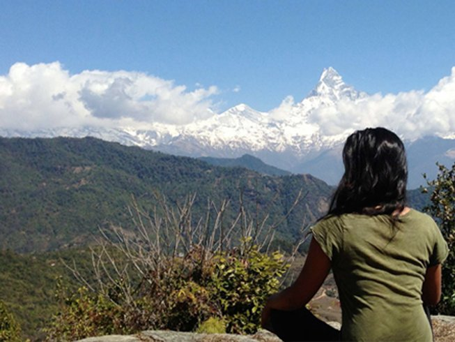 7 Days Yoga Pilgrimage Retreat in Nepal