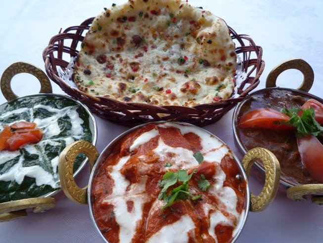 7 Days Culinary Tour and Yoga Retreat in India