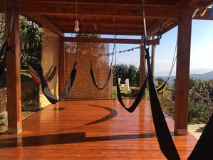 7 Days Aerial Yoga Training in Elba, Marciana