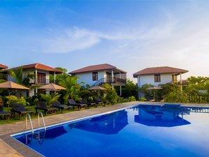 Ananthaya Beach Surf Hotel in Tangalle, Südprovinz