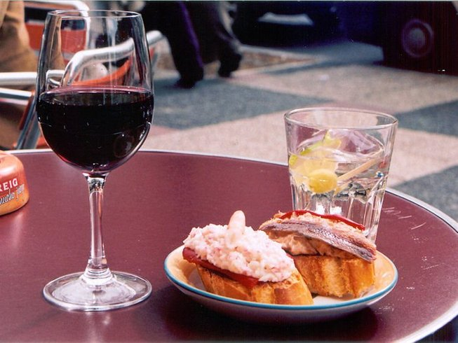 5 Days Spain Culinary Holidays and Rioja Wine Tasting