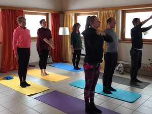 5 Days Ashtanga Yoga Retreat in the Swiss Alps, Switzerland