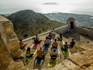 6 Days Rocket Yoga Retreat in Sicily, Italy
