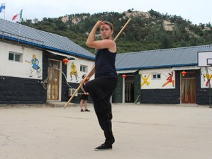 7 Days Qigong, Taichi, and Kung Fu Training in Tianmeng, China