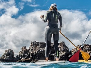 8 Days Surf, Stand up Paddle and Yoga Active-Retreat in Lanzarote, Canary Islands