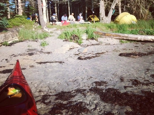 3 Days Sea Kayaking and Yoga Retreat Canada