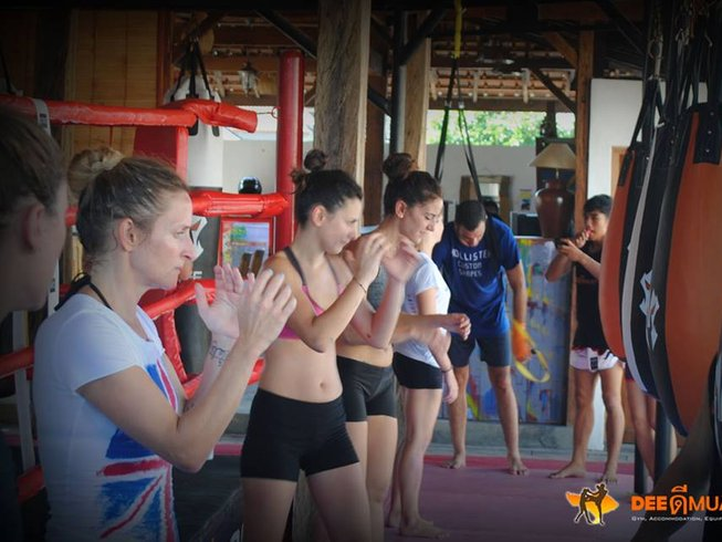 1 Month Muay Thai Training in Bali, Indonesia