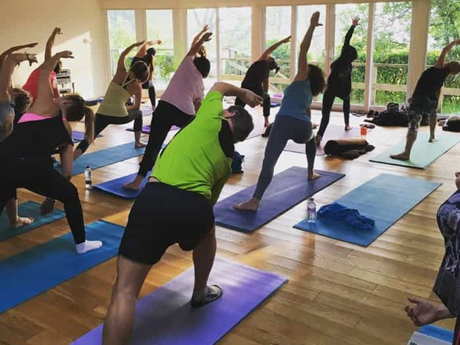 4 Days Active Yoga and Meditation Retreat in Lake District, UK