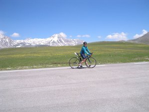 7 Days Cycling Holiday in Abruzzo National Parks, Italy
