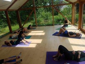 4 Day Weekend Wild Running and Yoga Retreat at Bala Brook in Dartmoor National Park