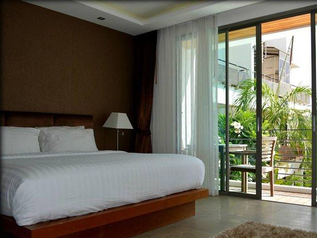 14 Days Fitness and Hot Yoga Retreat in Phuket, Thailand