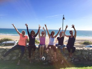 8 Days New Year - New Energy Surf and Yoga Holiday in Andalusia, Spain