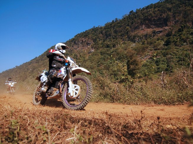 10 Days Country Motorbike Tour Laos
