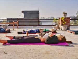 6 Day Releasing Emotional Blocks Detox, Meditation, and Yoga Retreat Rishikesh