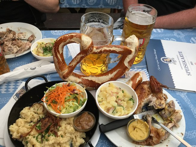 4 Days Oktoberfest Culinary Holiday in Munich, Germany