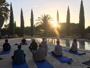 3 jours en stage zen et yoga en Provence