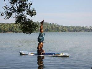 8 Days SUP, Meditation, and Yoga Retreat in Goa, India