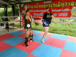 2 Weeks Genuine Muay Thai Training in Pai, Thailand