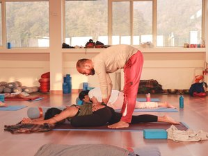 Multi Style Yoga Teacher Training in Rishikesh, India