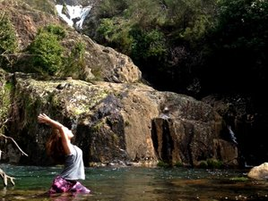8 Days Hatha Yoga, Pranayama, Meditation, Surf, SUP Yoga, Hiking & Boat Trip in Torreira, Portugal