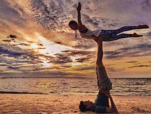 14 Day 200-Hour Paradise Beachfront Yoga Teacher Training in Koh Phangan