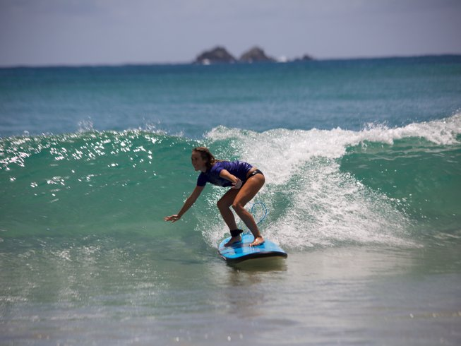 4 Days Surf and Stay Holiday in Byron Bay, Australia