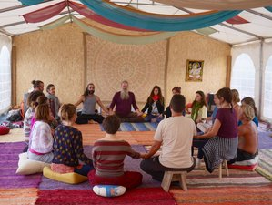 4 Tage Neujahrs Tantra Meditation und Yoga Retreat in Andalusien, Spanien