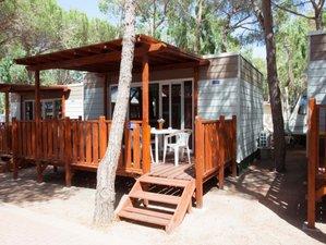 Camping Village Baia Blu La Tortuga in Aglientu, North Sardinia, Italy