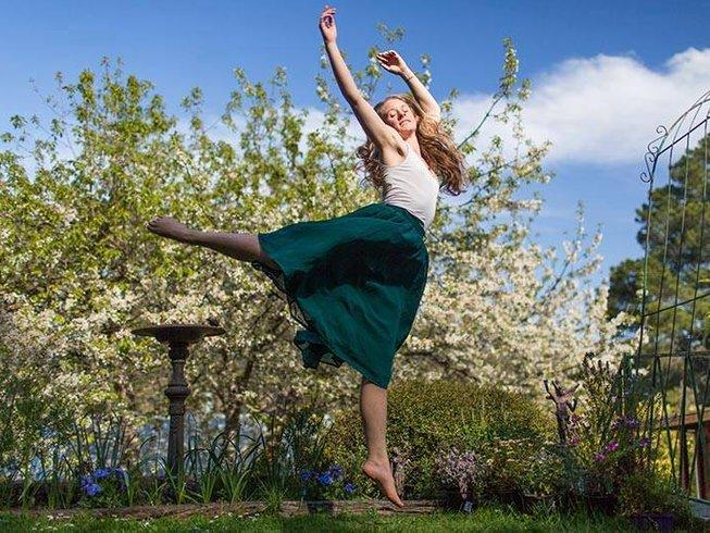 3 jours en stage de yoga à Hepburn Springs, Australie