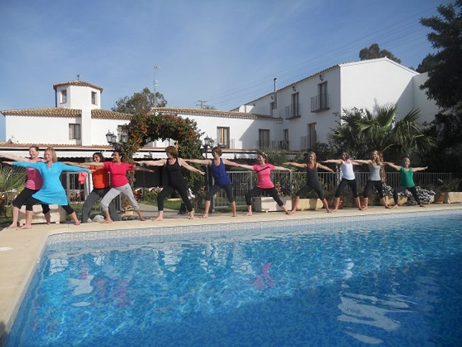 6-Daagse Pilates en Yoga Retraite in Alicante, Spanje