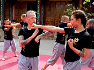 1 Month Medicinal Martial Arts Training for Women at Shaolin Temple in Kunming, Yunnan