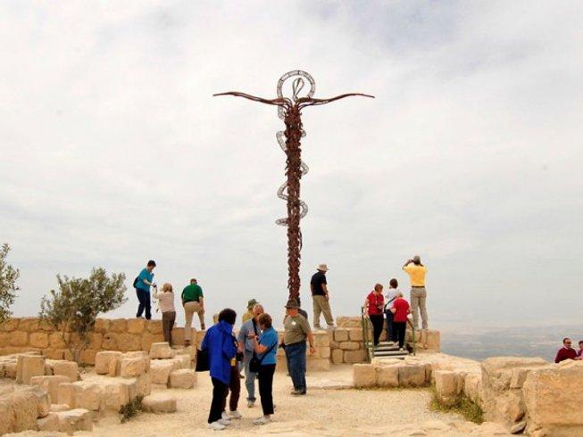 """8 Tage """"Episches Abenteuer"""" Yoga Urlaub in Jordanien"""